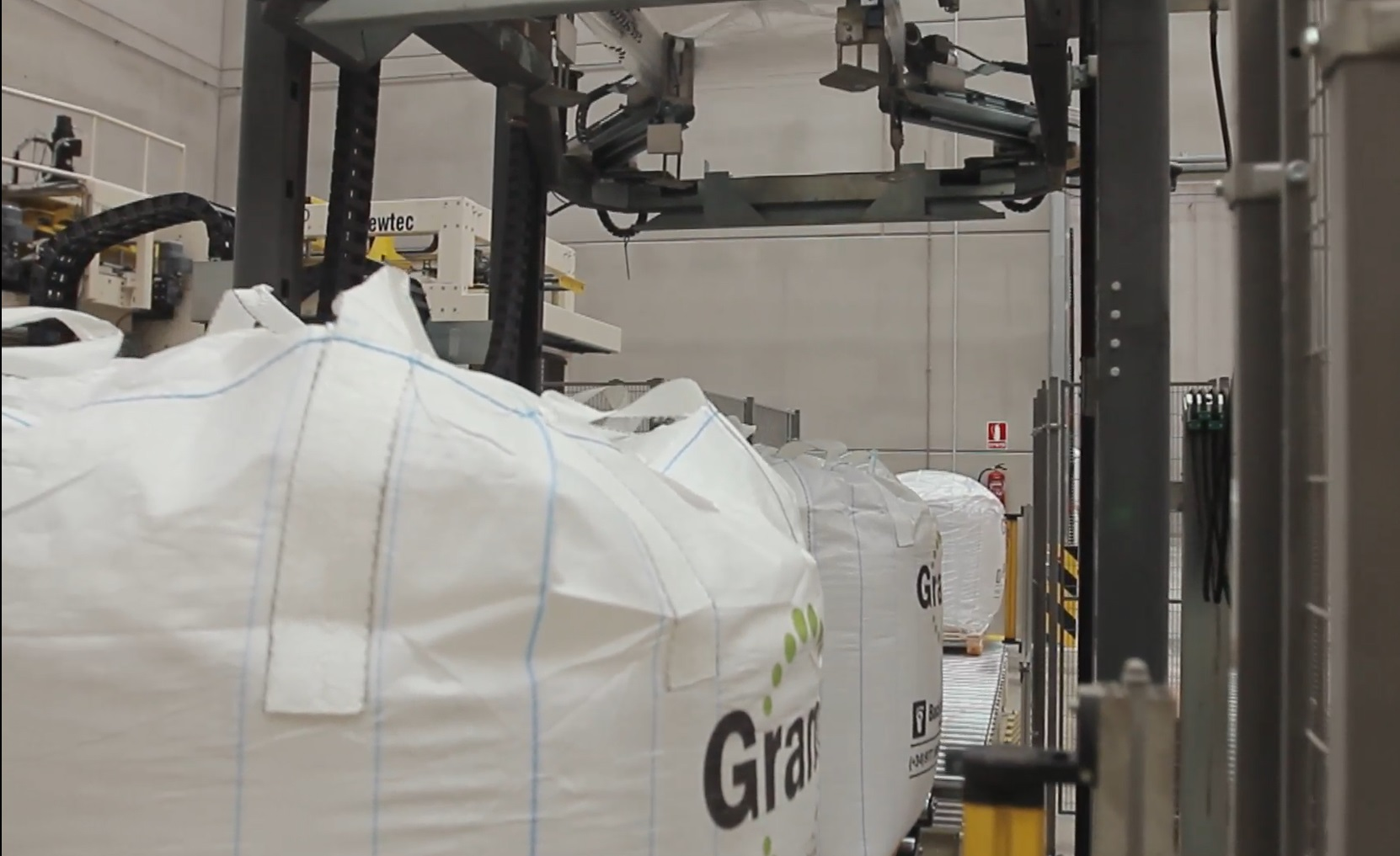 GCR Group's solution for Big-Bag and Octabin liners
